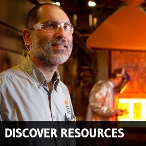Discover resources.