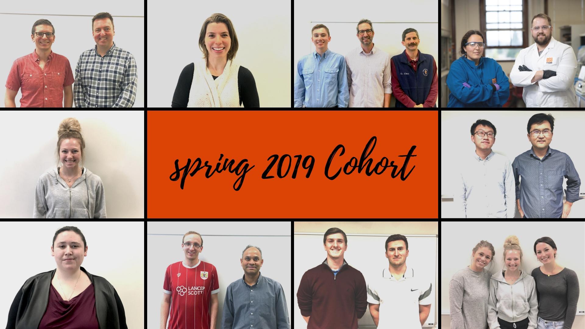 Accelerate Spring 2019 Cohort - OSU Advantage Accelerator program